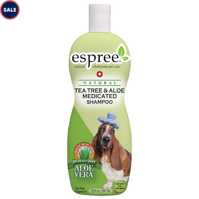 Espree Natural Tea Tree and Aloe Dog Shampoo - Carousel image #1