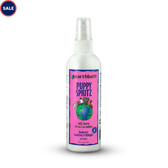 Earthbath Wild Cherry Puppy Spritz, 8 fl. oz. - Carousel image #1