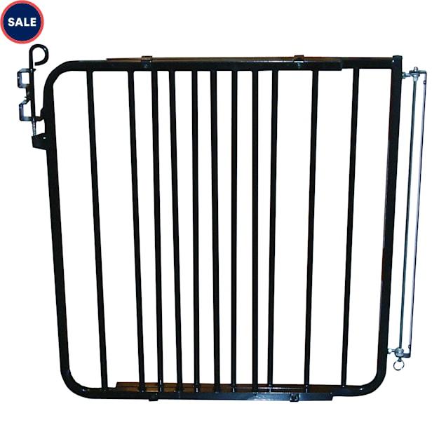 Cardinal Gates Black Auto-Lock Pet Gate - Carousel image #1