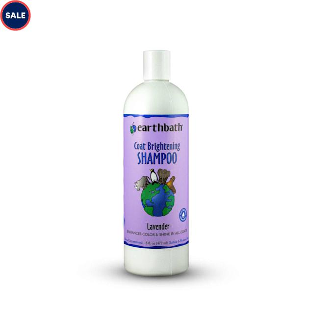 Earthbath Coat Brightening Shampoo for Pets, 16 fl. oz. - Carousel image #1