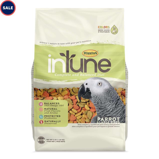 Higgins InTune Natural - Parrot, 3 lb - Carousel image #1