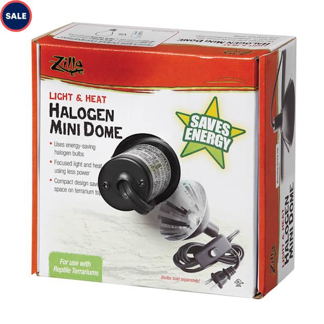 Zilla Mini Halogen Reptile Dome Heat Lamp - Carousel image #1
