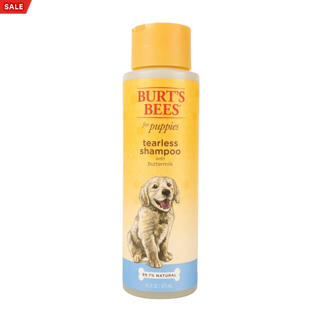 Burt's Bees for Dogs Tearless Puppy Shampoo, 16 fl.oz. - Carousel image #1