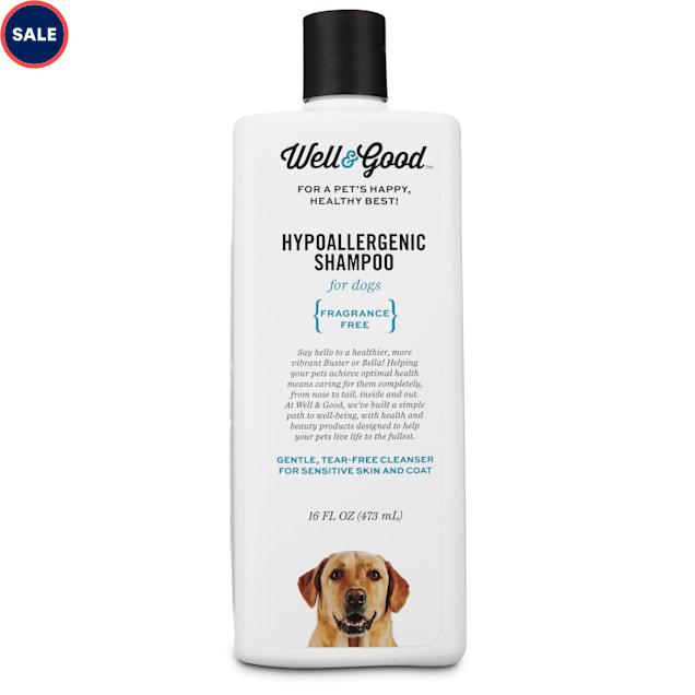 Well & Good Hypoallergenic Shampoo - Carousel image #1