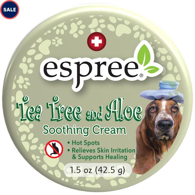 Espree Tea Tree and Aloe Healing Cream for Dogs, 1.5 oz. - Carousel image #1