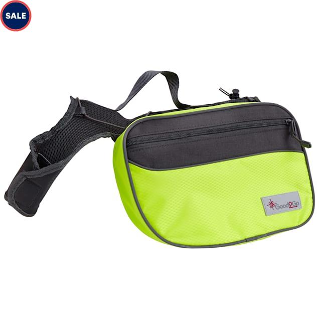 Good2Go Yellow Dog Backpack, Medium - Carousel image #1