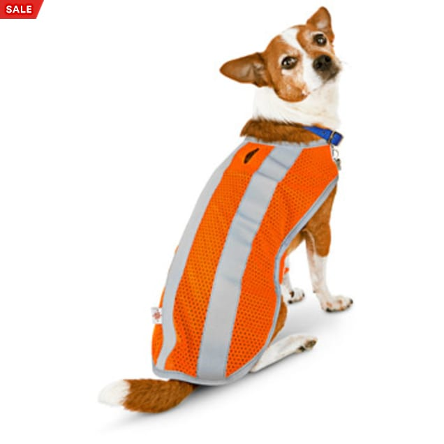 Good2Go Reflective Dog Safety Vest, Medium/Large - Carousel image #1