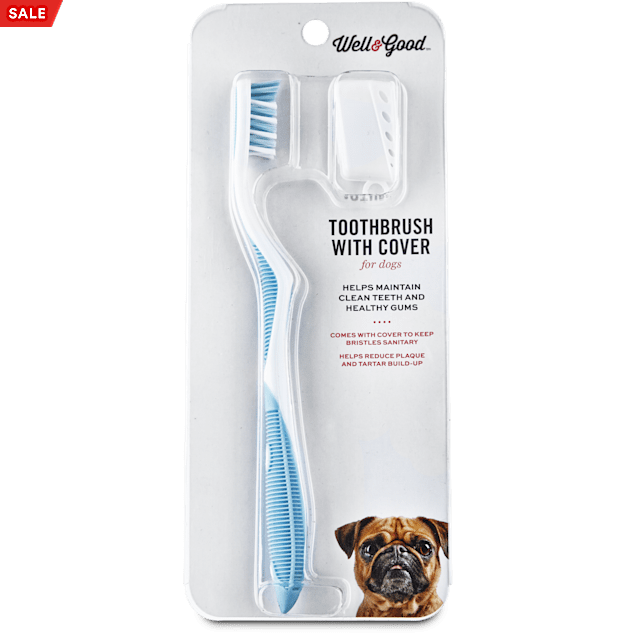 Well & Good Toothbrush with Cover - Carousel image #1