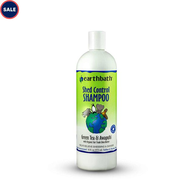 Earthbath Shed Control Shampoo for Pets, 16 fl. oz. - Carousel image #1