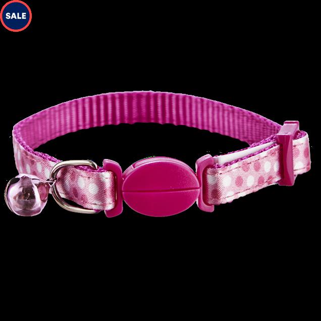 Bond & Co Dotty Print Kitten Collar - Carousel image #1
