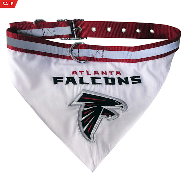 Pets First Atlanta Falcons NFL Dog Bandana Collar, Small - Carousel image #1