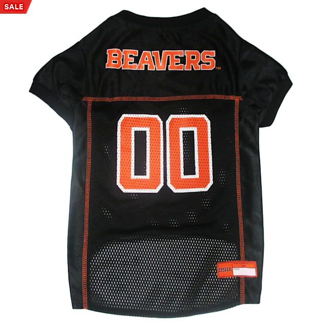 Pets First Oregon State Beavers NCAA Mesh Jersey for Dogs, X-Small - Carousel image #1