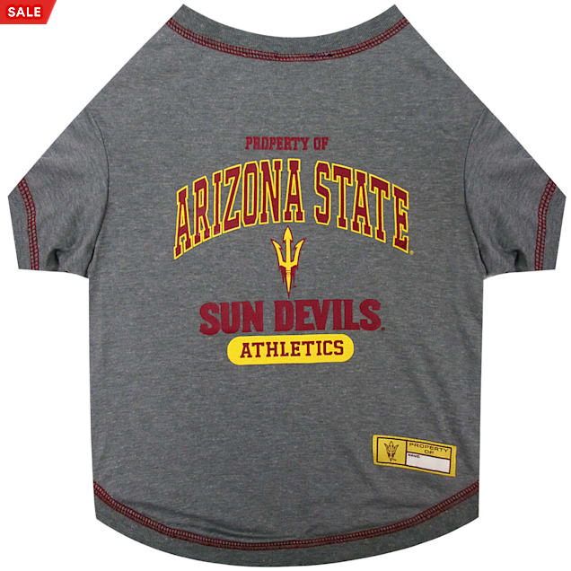 Pets First Arizona State Sun Devils NCAA T-Shirt for Dogs, X-Small - Carousel image #1