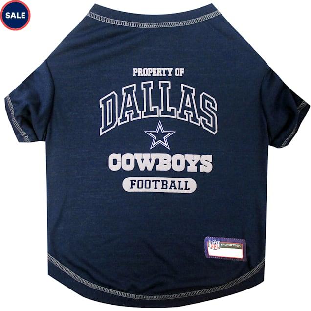 Pets First Dallas Cowboys T-Shirt, X-Small - Carousel image #1