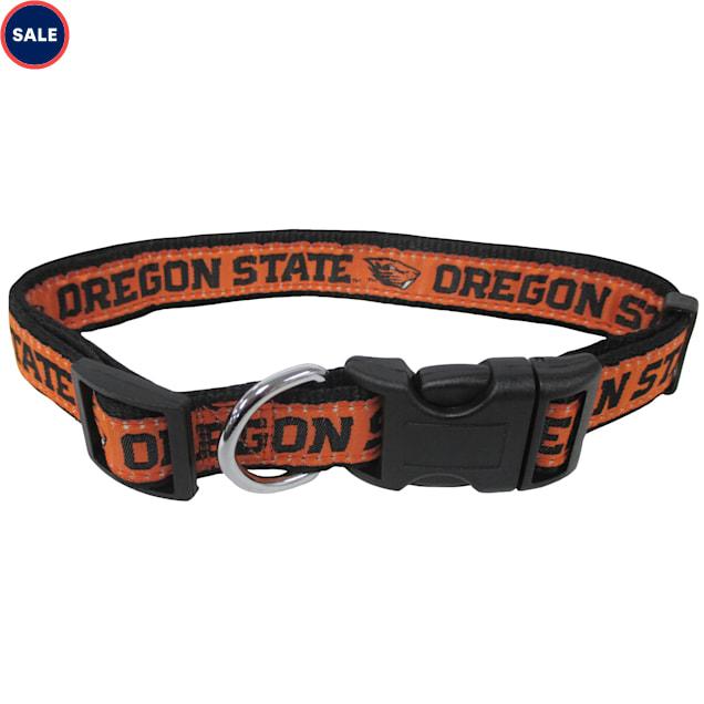 Pets First Oregon State Beavers NCAA Dog Collar, Small - Carousel image #1