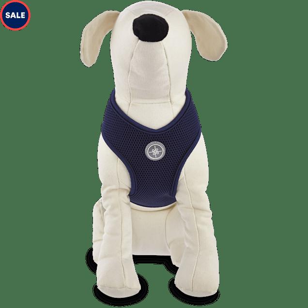 Good2Go Navy Mesh Dog Harness, Large - Carousel image #1