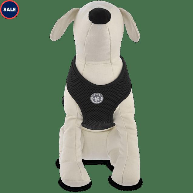 Good2Go Black Mesh Dog Harness, Large - Carousel image #1