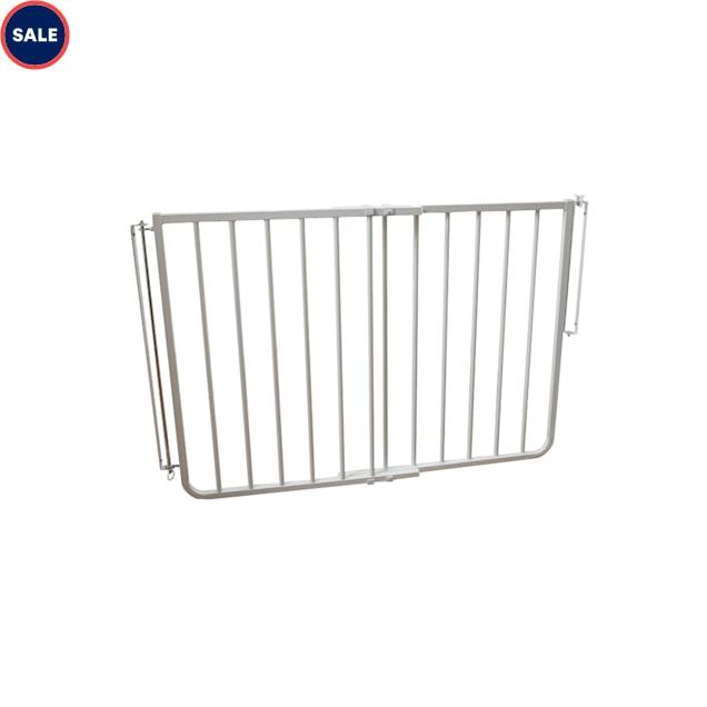 Cardinal Gates Outdoor Safety Gate,White - Carousel image #1