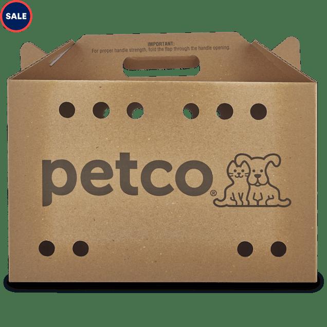 "Petco Cardboard Cat Carrier, 18.5"" x 9"" x 12"" - Carousel image #1"