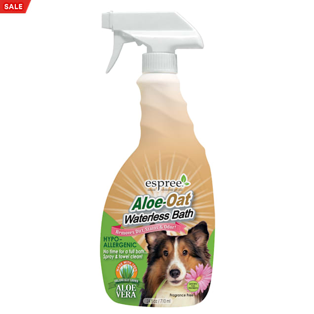 Espree Aloe Oat Waterless Bath, 24 fl oz. - Carousel image #1