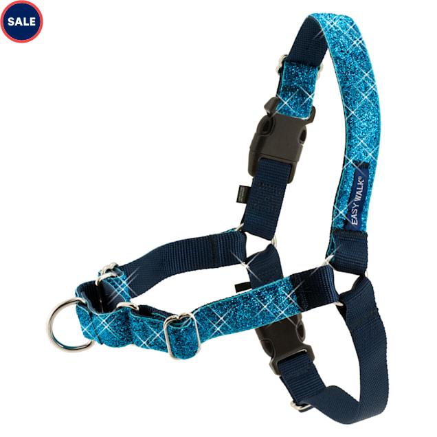 Petsafe Easy Walk Harness in Blue Bling, Large - Carousel image #1