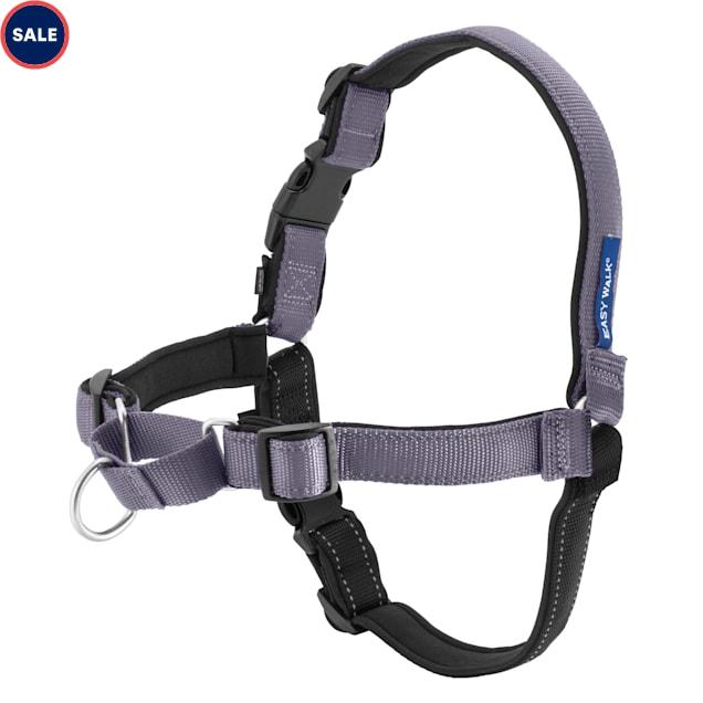Petsafe Deluxe Easy Walk Harness in Steel, Large - Carousel image #1