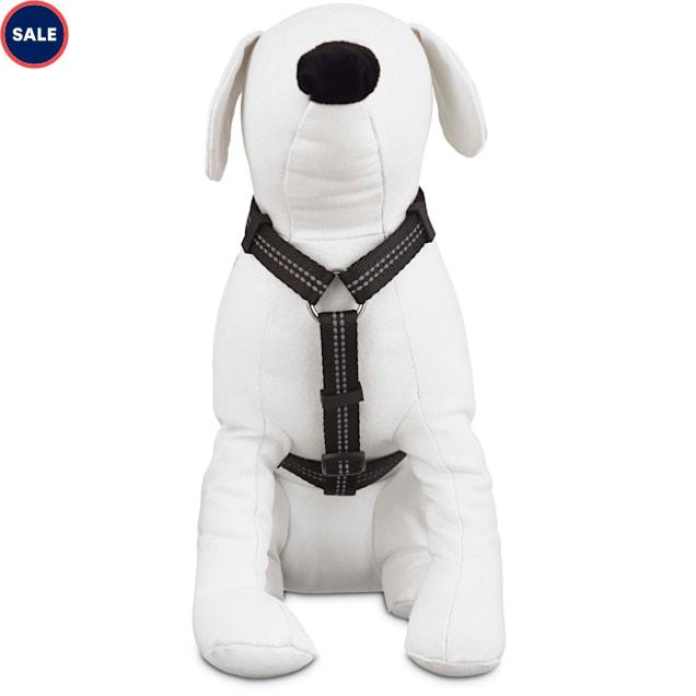 Good2Go Reflective Adjustable Dog Harness in Black, Large/X-Large - Carousel image #1