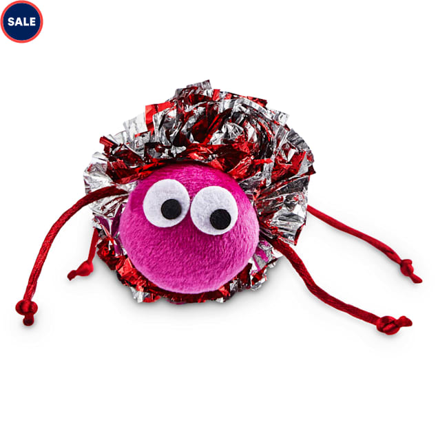 Leaps & Bounds Monster Mylar Cat Toy - Carousel image #1