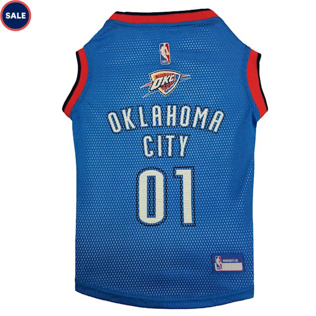 oklahoma basketball jersey