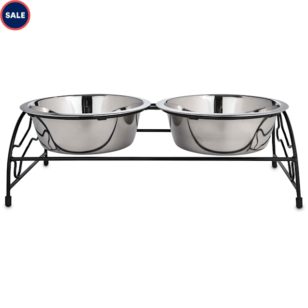 Harmony Stainless Steel Double Diner, 7 Cups - Carousel image #1