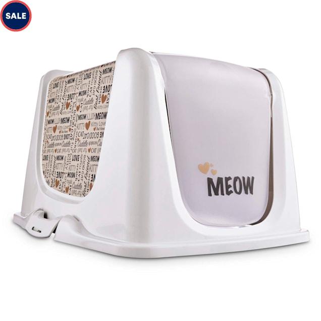 So Phresh Meow Cat Litter Box Privacy Hood, Large - Carousel image #1