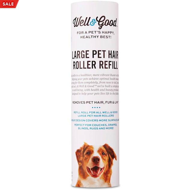 Well & Good Pet Hair Roller Refill, 50CT - Carousel image #1