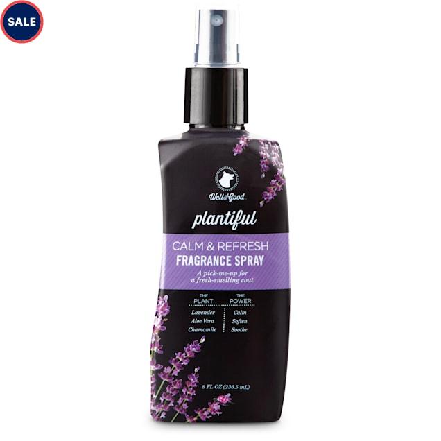 Well & Good Plantiful Calm & Refresh Lavender Fragrance Dog Spray, 8 fl. oz. - Carousel image #1