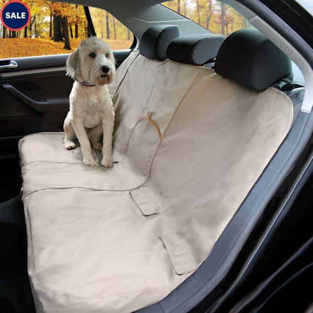 "Kurgo Extended Bench Seat Cover In Sandal, 60"" - Carousel image #1"