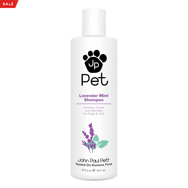 John Paul Pet Lavender Mint Shampoo, 16 fl.oz. - Carousel image #1