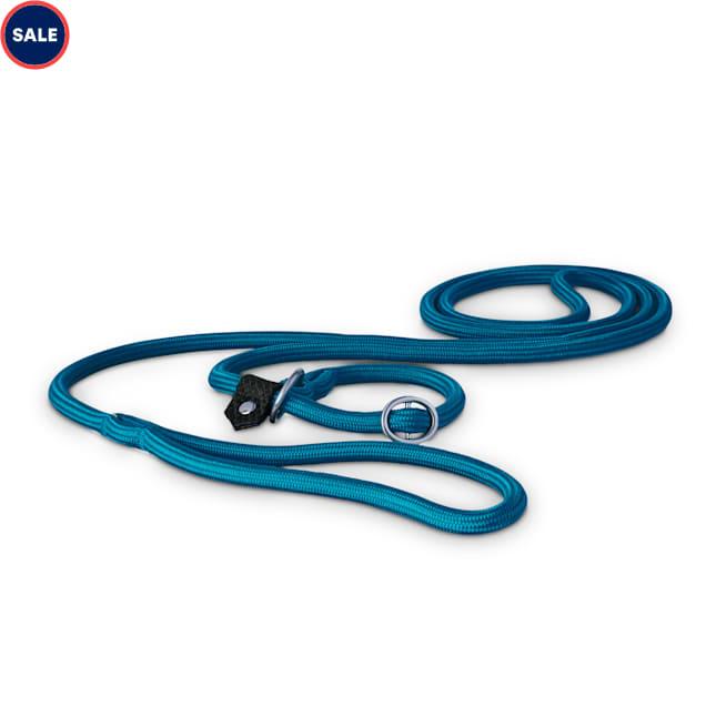 Good2Go Blue Nylon Rope Dog Slip Leash, 6 ft. - Carousel image #1