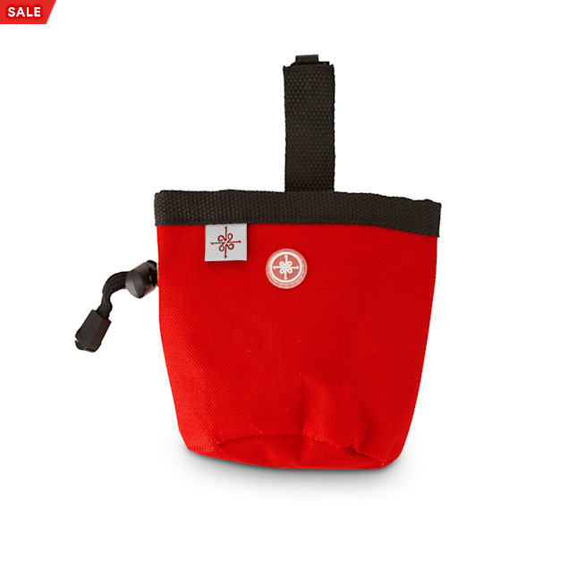 Good2Go Red Pet Treat Tote - Carousel image #1