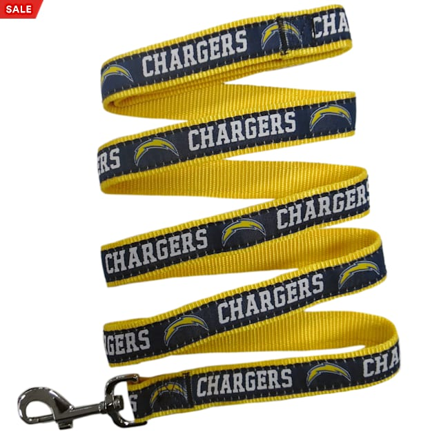 Pets First Los Angeles Chargers Leash, Small - Carousel image #1