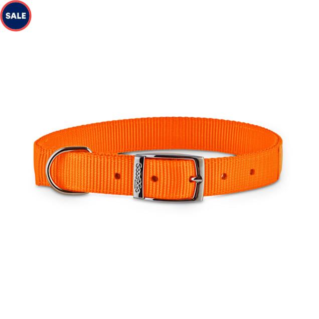 Good2Go Bright Orange Reflective Dog Collars, Medium - Carousel image #1