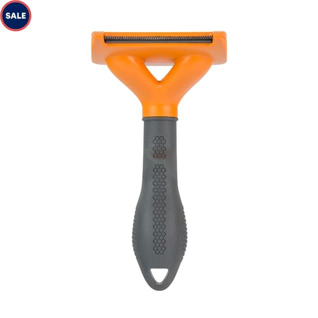 FURminator Long Hair deShedding Tool for Medium Dogs - Carousel image #1