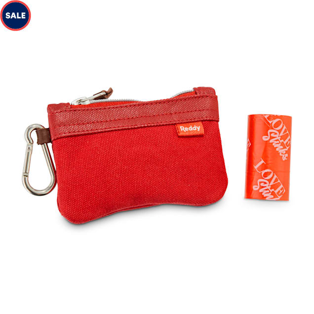 Reddy Red Canvas Go-Pack Accessory, Small - Carousel image #1