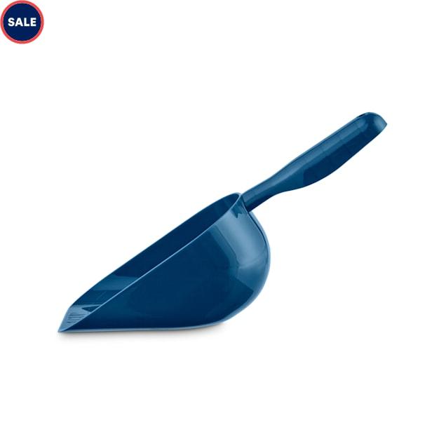 Harmony Blue Plastic Food Scooper, 1 Cup - Carousel image #1