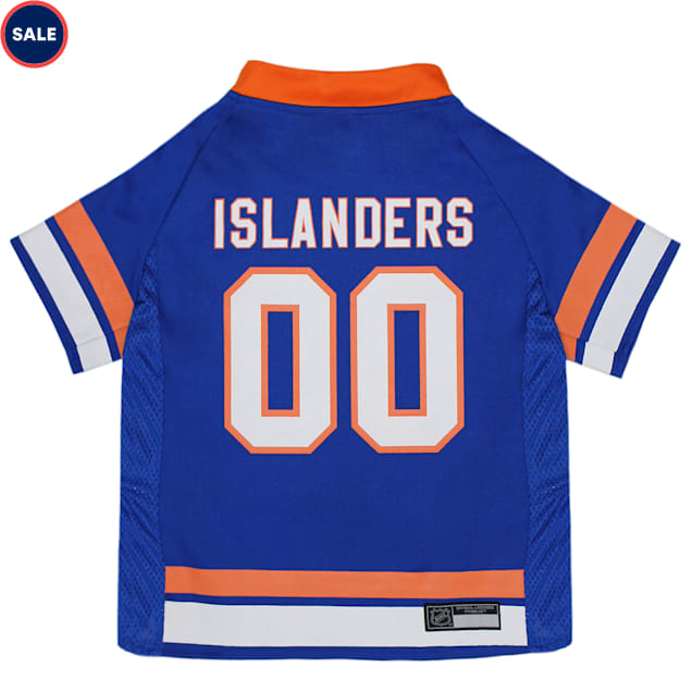 Pets First New York Islanders Dog Jersey, X-Small - Carousel image #1