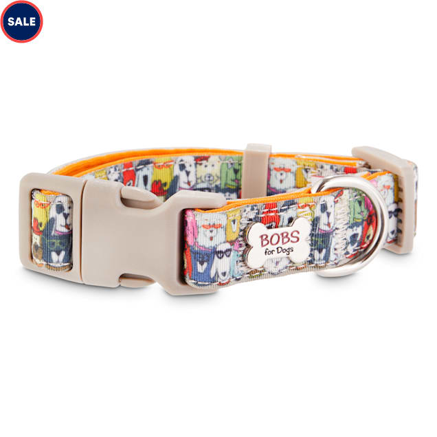 BOBS from Skechers Wag Party Adjustable Collar, X-Small - Carousel image #1