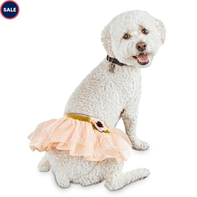 Bond & Co. Birthday Girl Dog Tutu, Large/X-Large - Carousel image #1
