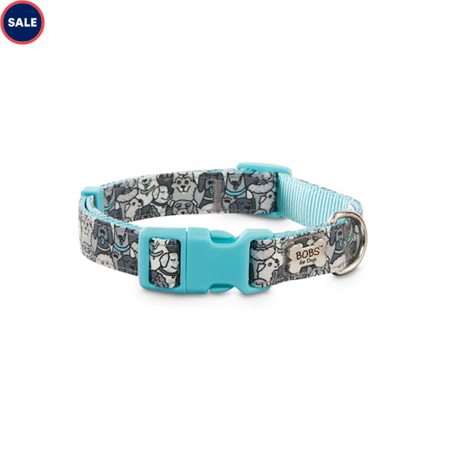 BOBS from Skechers Woof Party Dog Collar, Small - Carousel image #1