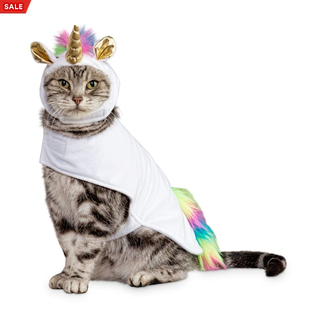 Bootique Born to Unicorn Cat Costume - Carousel image #1