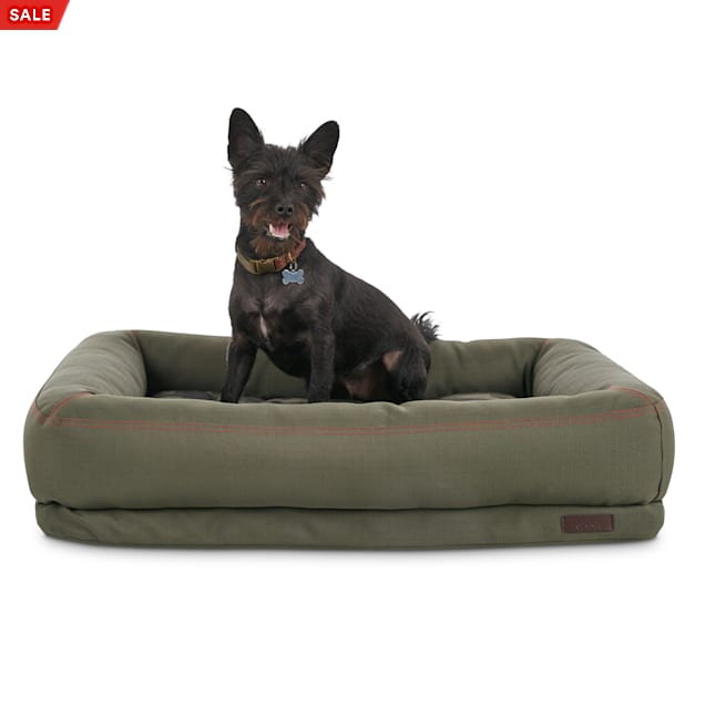 """Reddy Indoor/Outdoor Camo Dog Bed, 32"""" L X 24"""" W - Carousel image #1"""