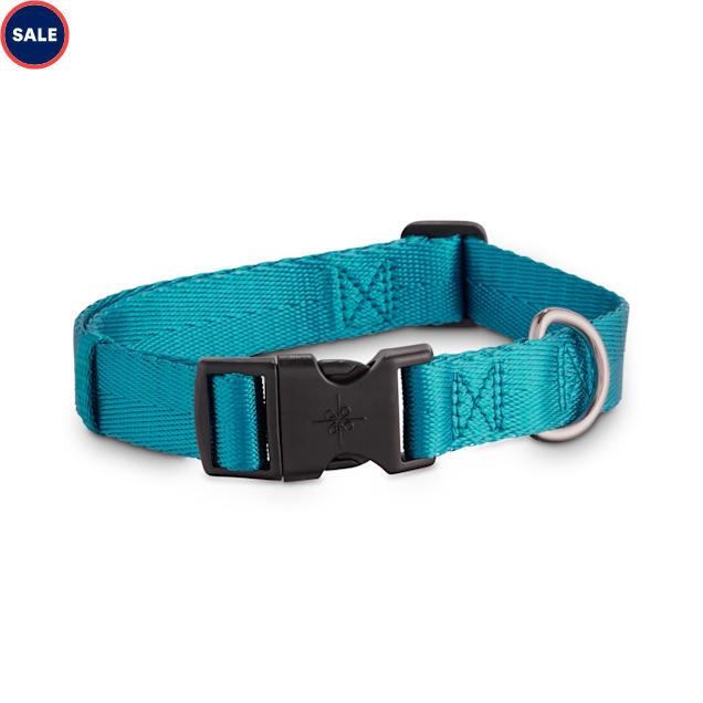 Good2Go Turquoise Herringbone Collar, Large/X-Large - Carousel image #1