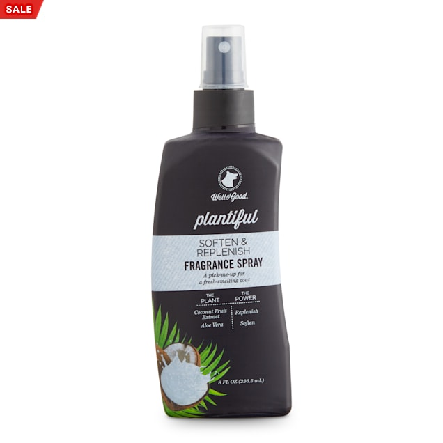 Well & Good Plantiful Soften & Replenish Coconut Dog Fragrance Spray, 8 fl. oz. - Carousel image #1